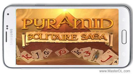 Pyramid-Solitaire-Saga