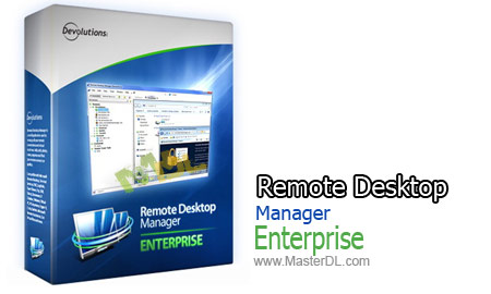 Remote Desktop Manager Enterprise