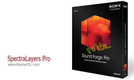 Sony SpectraLayers Pro