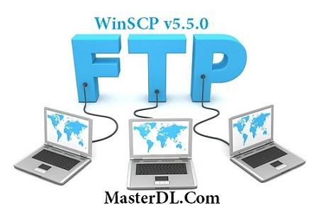 WinSCP v5.5.0
